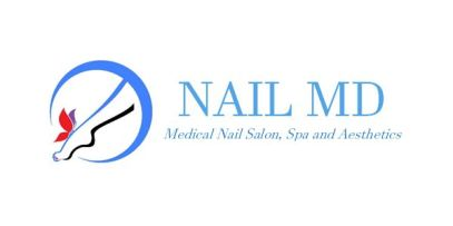 Nail MD Design Logo